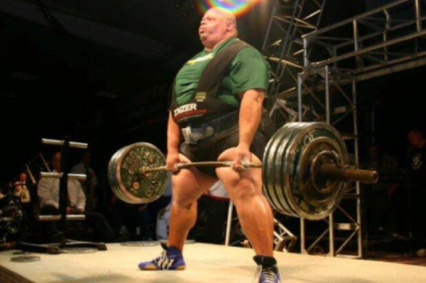 Riesen-Athleten: die größten der Geschichte