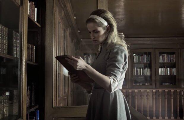 Bibliothek. Quelle: Screenshot Youtube