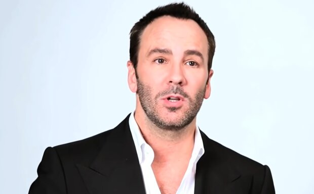 Tom Ford. Quelle: YouTube Screenshot