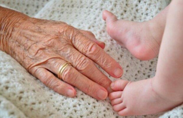 Mutter mit 101: Das weitere Schicksal der Mutter und ihres Kindes ist unbekannt