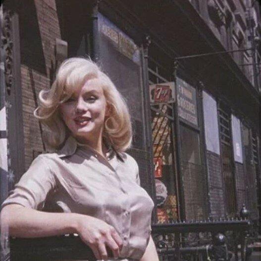 Sie hat nie entbunden: Alte und wenig bekannte Bilder der schwangeren Marilyn Monroe