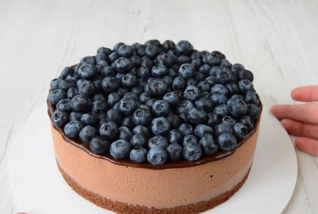 Ein perfektes Dessert für den festlichen Tisch. Quelle: Screenshot YouTube