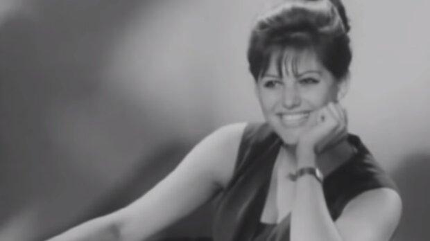 Claudia Cardinale. Quelle:Screenshot YouTube