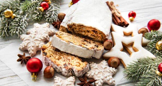 Für den Weihnachtstisch: ein Schritt-für-Schritt-Rezept für einen traditionellen deutsche Stollen