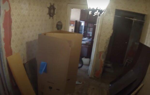 Haus vor der Renovierung. Quelle: Screenshot YouTube