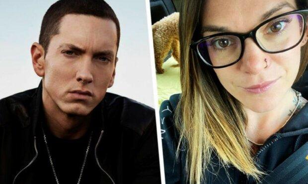 Die junge Frau bekam fünfzehn Tätowierungen mit Eminem und geriet ins Guinness-Buch