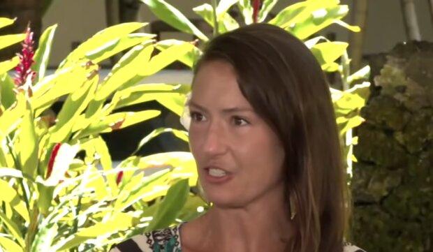 Amanda Eller. Quelle: YouTube Screenshot