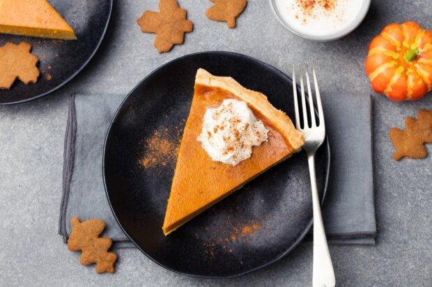 Kürbiskuchen: ein leckeres und gesundes Rezept