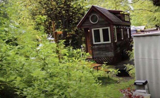 Kleines gemütliches Zuhause. Quelle: Screenshot YouTube