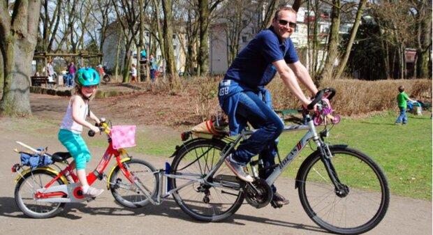 Angenehm und praktisch: in Deutschland sind über 75 Tausend Kilometer Wege für Radfahrer gebaut worden