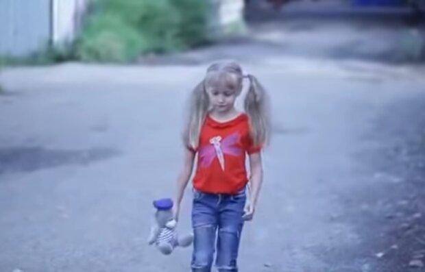 Mädchen aus dem Waisenhaus. Quelle: Screenshot Youtube