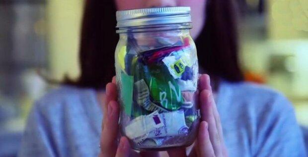 Die Frau hat allen bewiesen, dass man leben kann, ohne Müll zu produzieren
