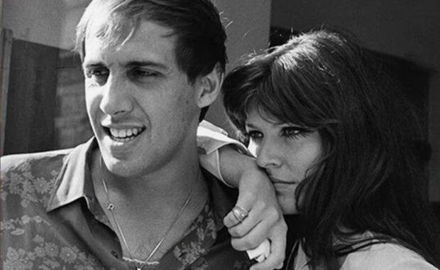 Adriano Celentano und Claudia Mori. Quelle: Screenshot Youtube