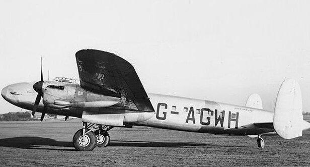 Star Dust: Flugzeug, das für 50 Jahren verschwand