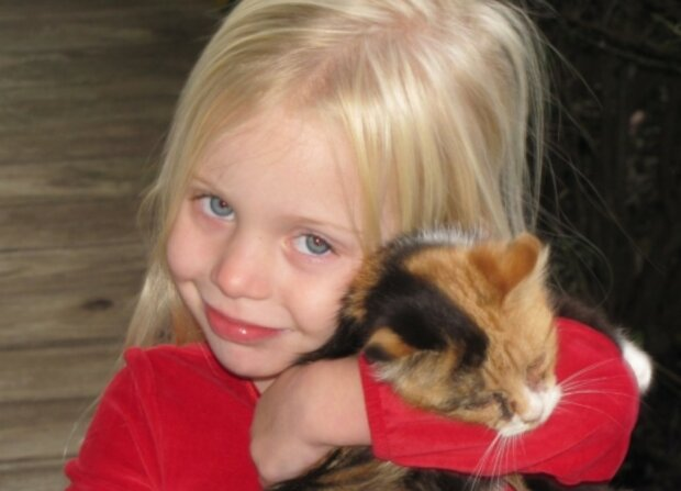 Ein 5-jähriges Mädchen wollte sich davon vergewissern, dass es der Katze im Himmel gut geht, so schickte es ihr einen Brief: die Katze antwortete