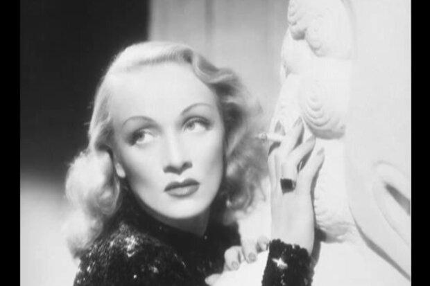 Marlene Dietrich. Quelle: Screenshot Youtube