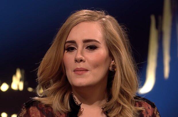 Adele. Quelle: YouTube Screenshot