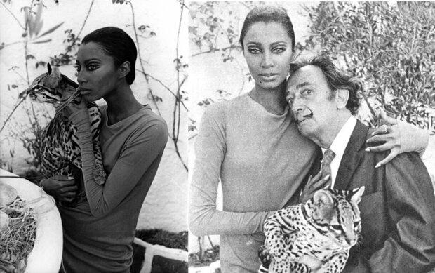 Die außerirdische Muse von Salvador Dali: Warum das Leben des Models Doniel Luna mit 33 endete