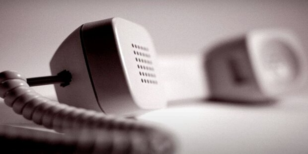 Telefonanruf. Quelle: Screenshot YouTube