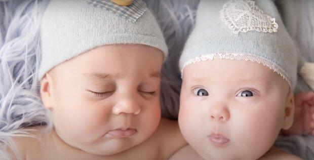 Zwillinge. Quelle:Screenshot YouTube