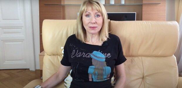 Die Frau. Quelle:Screenshot YouTube