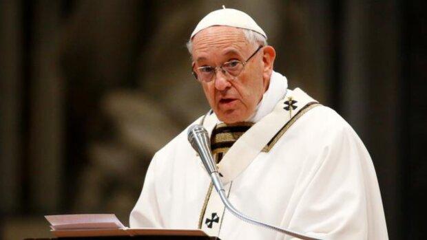 Papst Franziskus brach das Schweigen und forderte zum sofortigen Handeln auf