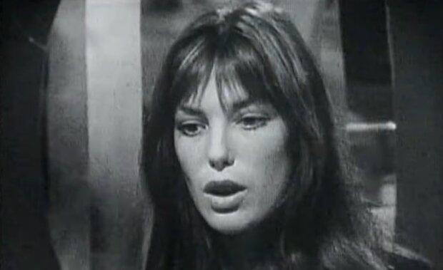 Jane Birkin. Quelle: Screenshot Youtube