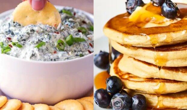 Drei Zutaten: einfache und leichte Rezepte aus Lebensmitteln, die man in jedem Haushalt hat