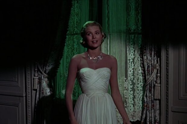 Grace Kelly. Quelle: Screenshot Youtube