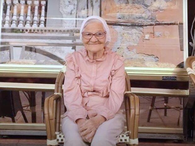 Oma. Quelle: Screenshot YouTubea