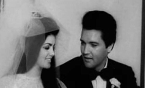 Priscilla und Elvis. Quelle: YouTube Screenshot