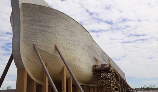 Arche Noah. Quelle: YouTube Screenshot