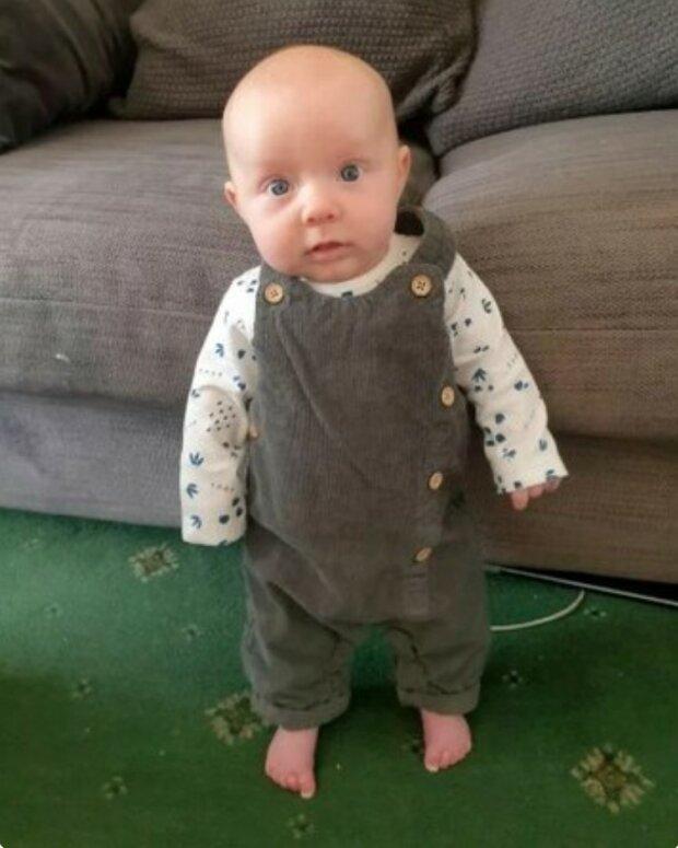 Baby 29 Wochen Alt