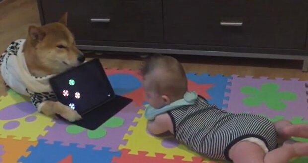 Chico und Leo. Quelle: YouTube Screenshot