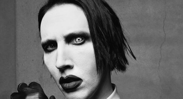 Marilyn Manson. Quelle: Screenshot Youtube