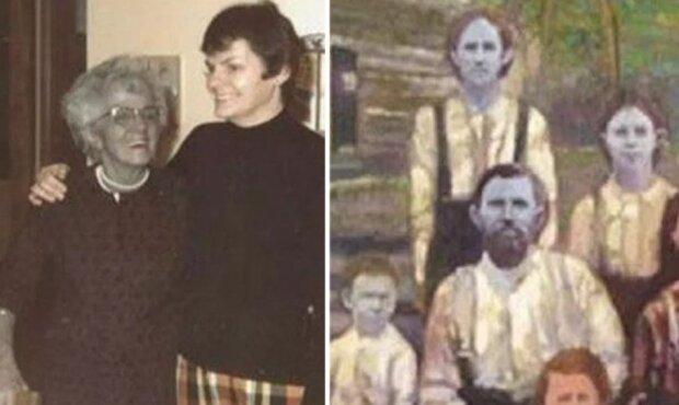 Warum alle in der Fugat-Familie blaue Haut hatten
