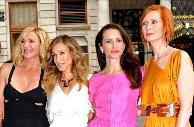 Kultschauspielerinnen unserer Lieblingsfernsehserie. Quelle: Screenshot YouTube