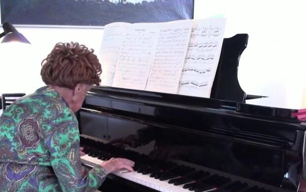 106-jährige Pianistin aus Frankreich veröffentlicht neues Album, Details