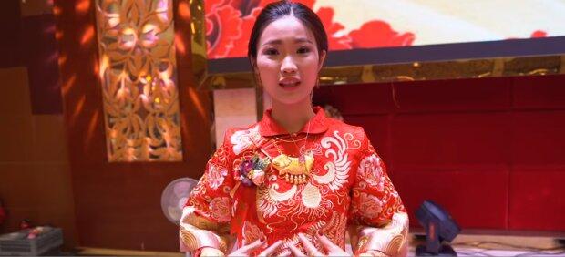 Chinesische Braut. Quelle: Screenshot YouTube