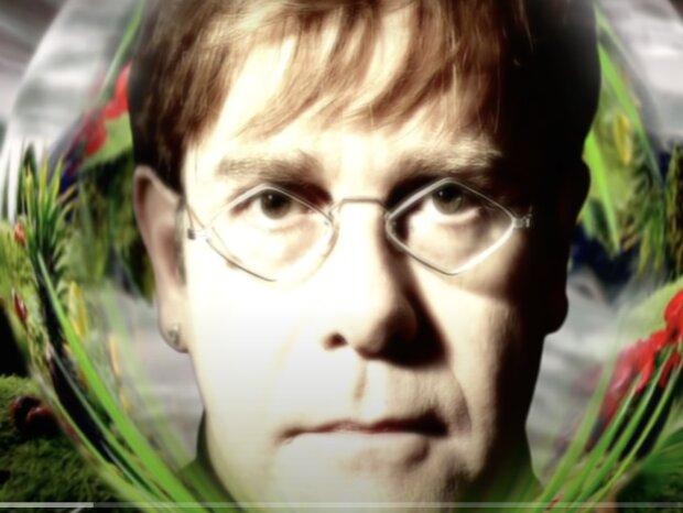 Elton John. Quelle: Screenshot YouTube