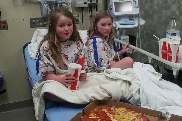Wunderbare Rettung: 44 Stunden nach ihrem Verschwinden wurden zwei kleine Schwestern lebendig im Wald gefunden