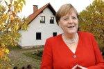 Angela Merkels Wohnung und Landhaus: dort gibt es keinen Luxus