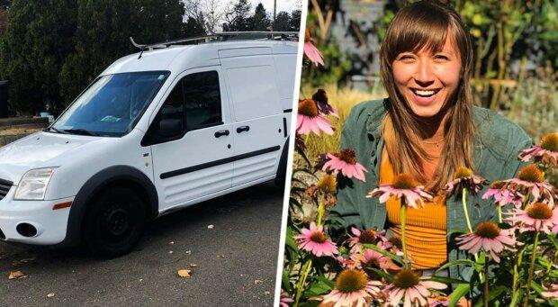 Wie ein Mädchen beschloss, Geld für eine Wohnung zu sparen und obdachlos wurde