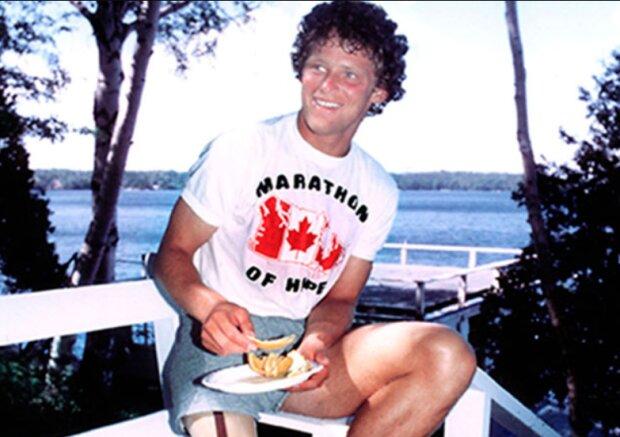 Terry Fox: Ein Mann, der 5.000 km auf einem Bein lief
