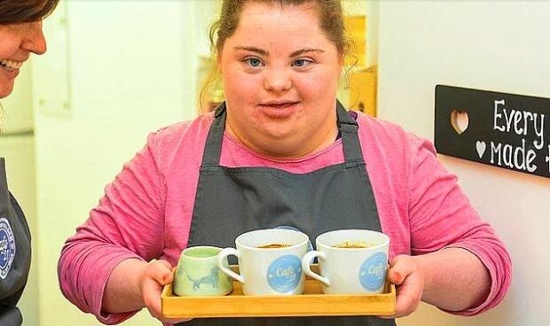In London wird ein Café eröffnet, um besonderen Menschen bei der Arbeitssuche zu helfen