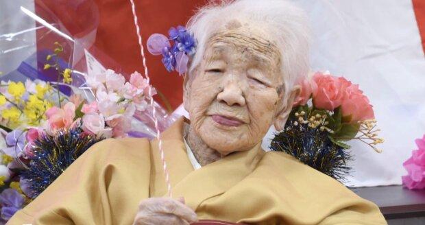 Die alte Dame. Quelle: Screenshot YouTube