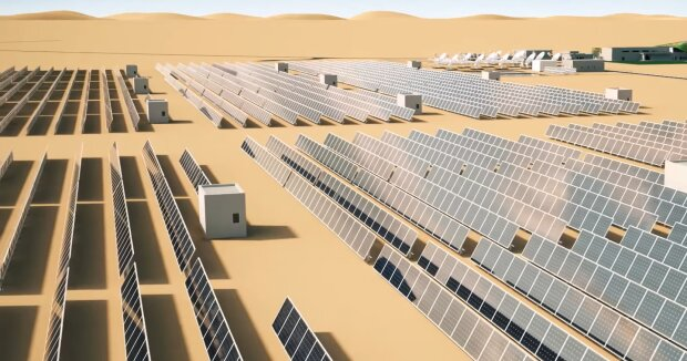 """""""Sicher und umweltfreundlich"""": Ein Solarkraftwerk erzeugte Strom 13 Tage lang ohne Unterbrechung"""