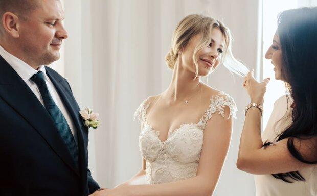 Süße Hochzeit. Quelle: YouTube Screenshot