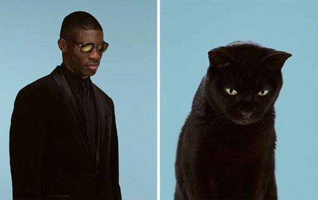 """""""Passt gut zum Besitzer"""": Ein wunderschönes Fotoexperiment über die Ähnlichkeit von Haustieren mit ihren Besitzern"""