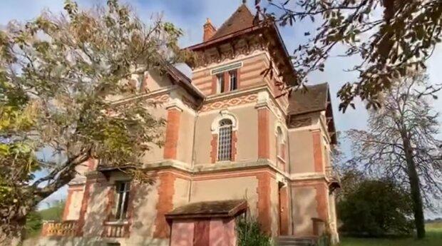 Das alte Haus. Quelle: YouTube Screenshot